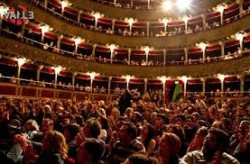 """The Teatro Valle before the """"occupation"""""""