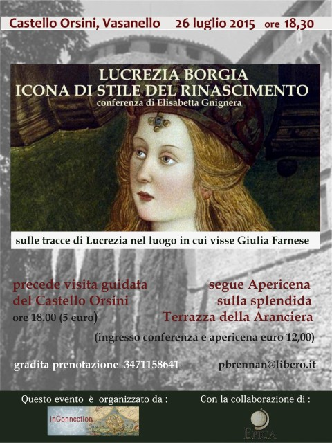 Locandina Lucrezia