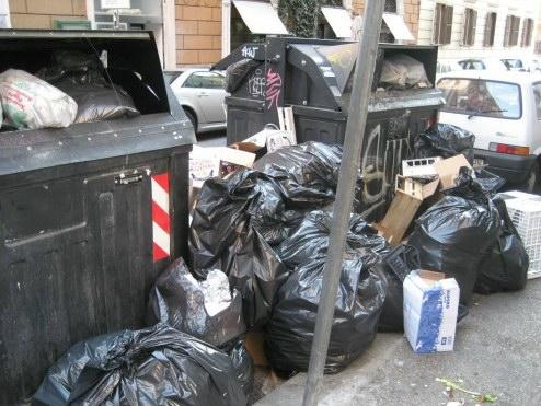 romegarbage